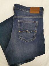 Tommy Hilfiger Paris classic fit  Ladies Jeans  Mid Rise Blue Zip Fly Size 31/32