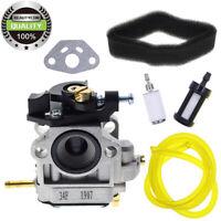 Carburetor 3074502 Air Fuel Filter Kit For Toro/Homelite/Craftsman/Ryobi Trimmer