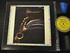 LESTER YOUNG avec compte Basie ' Epic ' - épopée 3577 MÉMORIAL ALBUM à. II