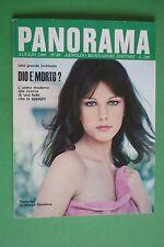 PANORAMA LUGLIO 46/1966 STEFANIA SANDRELLI LE BANCHE SORRIDONO A WALT DISNEY