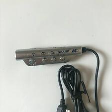 Remote Control For Sharp Minidisc MD MT180 MT190 MT200 MT290 SR50 IM-DR410 DR420