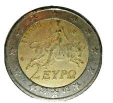 piece 2 euros Rare De 2002 Eypo Avec Le S Dans L'étoile