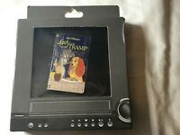 2018 Disney VHS Pin - Lady & the Tramp LE 1500