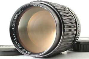 [Exc+5] Asahi SMC Pentax 135mm F2.5 Telephoto MF Lens for K Mount From JAPAN 155