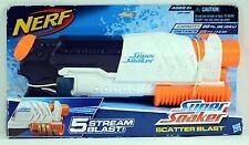 Nerf SuperSoaker Scatter Blast Water Blaster - Super soaker