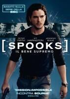SPOOKS - IL BENE SUPREMO DVD AZIONE