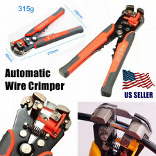 Self Adjusting Wire Stripper Automatic Cutting Pliers Tool Wire Stripping Tool
