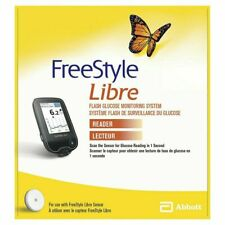 NEW Abbott Freestyle Libre Flash Glucose Monitoring System Reader