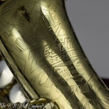 Vintage King H. N. White Zephyr Eb Alto Saxophone Super Huge Sound