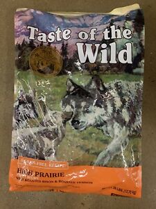 Taste of the Wild High Protein Real Meat Recipe Dry Dog Food - 28 Lb