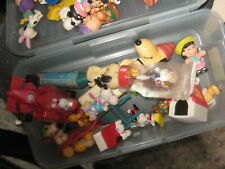 Huge Lot Vintage 40 + Pieces Peanuts Snoopy Woodstock and Friends