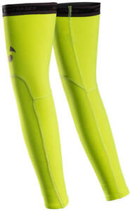 Sleeves Bontrager Visibility Thermal Armwarmer Yellow Colour Fluo L Size