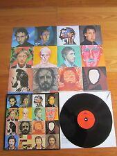 VINYL LP THE WHO FACE DANCES 1981 + POSTER- TOP CONDITION DALTREY TOWNSHEND NM