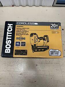 Bostitch-BCN662D1 20 V MAX 16 Gauge Straight Finish Nailer Kit               ...