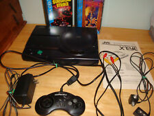 JVC X'EYE Game Console Tested and Working- Includes Manual and 2 Sega CD Games