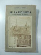Federico Bussi, Su la ringhera. Sonett, lirich, brianzolad, 1925