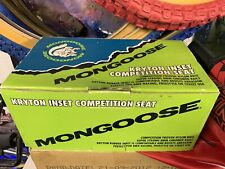 Mongoose Bmx Midschool Bmx Nos Seat Old School Bmx