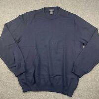 Nike Sportswear Tech Fleece Crew Sweatshirt Midnight Turquoise SZ 805140-346