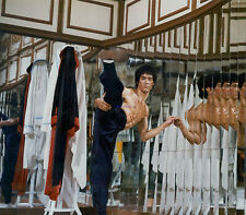 BRUCE LEE IN ENTER THE DRAGON GREAT RARE ACTION PHOTO