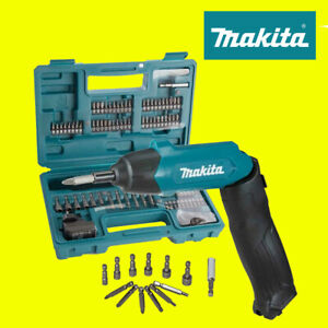 Makita Battery Powered 3.6V Cordless Screwdriver Drill - DF001DW