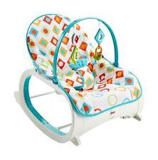 Fisher-Price Infant-to-Toddler Rocker - Geo Diamonds Colorful Diamonds