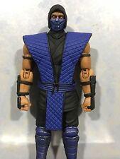 in Stock Storm Collectibles Mortal Kombat Sub Zero 1 12 Action Figure