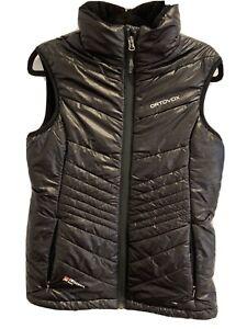 Ortovox Swiss Wool Puffer Vest