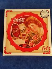 1999 Coca Cola 64 Pc Puzzle 5 Cents Cap Girl - Coke  - Sealed