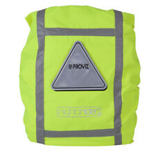 PROVIZ DAYGLOW YELLOW REFLECTIVE RUCKSACK COVER 35 LITRE - BE SAFE BE SEEN