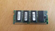 "128MB PC133 SDRAM 144 pin  RAM ""Unigen"""