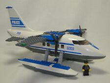 Lego City 7723 Polizei Wasserflugzeug komplett