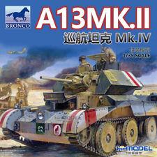 Bronco 1/35 35029 A13 Mk.II Cruiser Tank Mk.IVA