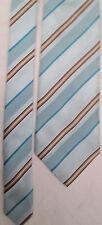 HUGO BOSS Authentique cravate 100% soie TBEG  vintage
