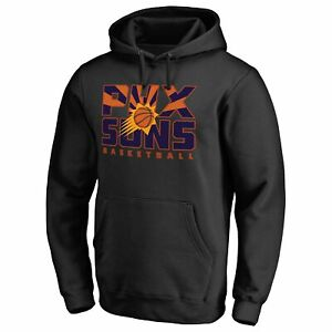 NBA Phoenix Suns Black Team 2021 Champ Sport Hoodie Unisex Hooded Gift Men