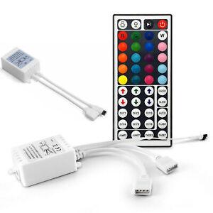 IR Control 44Key Box Fernbedienung 12V 6A RGB LED Controller Remote Steuerung