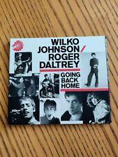 Wilko Johnson Roger Daltrey - Going Back Home CD Album