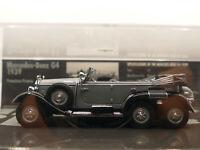 Minichamps 1939 Mercedes Benz G4 Spanish Leader General Franco car 1:43 NEW