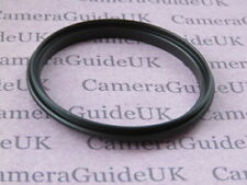 58-62mm 62mm-58mm Male to Male Double Coupling Ring reverse macro Adapter 58-62