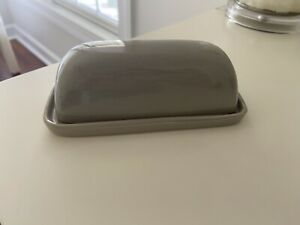 Threshold Butter Dish (Camden Light Gray)