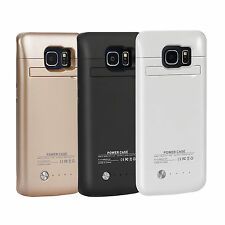 2A Rapid Charge, 4200 mAh Battery Case for Samsung Galaxy S6 / Edge / Edge Plus