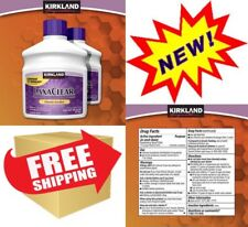 Kirkland Signature LaxaClear 1700 Grams 2 Bottles / Ease Constipation