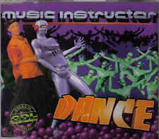 Music Instructor-Dance cd maxi single 8 tracks