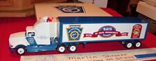 PENNSYLVANIA FISH & BOAT COMMISSION 125 YEARS TRACTOR TRAILER WINROSS TRUCK