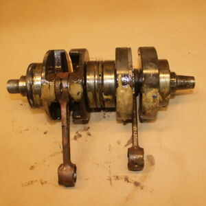 TigerShark 1998 TS770 Crank Shaft Motor Engine Crankshaft CORE