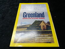 National Geographic Magazine - June 2010 - Greenland, Whooping Cranes