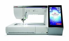 JANOME HORIZON MC15000 V2  QUILTING / SEWING / EMBROIDERY MACHINE  *10 MIN USE**