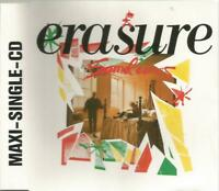 Erasure - Sometimes 1988 German CD single