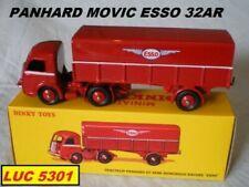 Camions miniatures Dinky Panhard