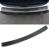 For Subaru Forester SK 2019 Car Black Rear Bumper Protector Plate Cover Trim