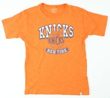 Forty Seven Brand Youth Girls NY Knicks Top Orange L New